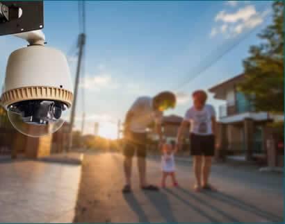 Instalação e Manutenção de Câmera de Segurança e Sistema CFTV