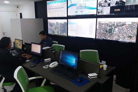 Informeservice: Central de monitoramento