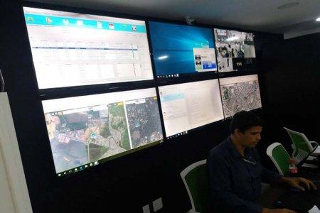 Informeservice: Central de Monitoramento e Segurança Privada e Residencial
